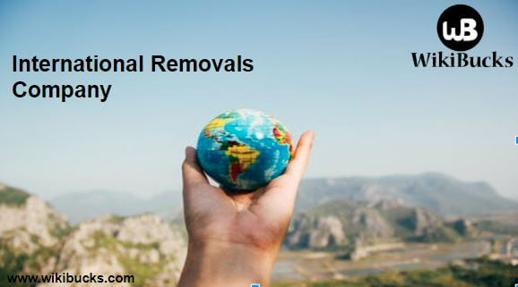 Know About International Removals Company