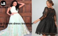 5 Best Prom Dress Trends & Choose Right (Trends of 2019)