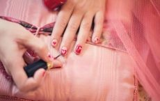 Nail Ideas For New Year Evening